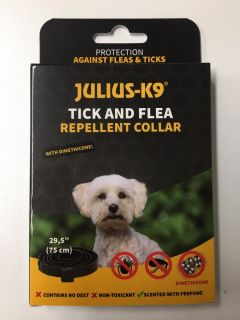 Julius-K9 Tick & Flea Collar For Dogs