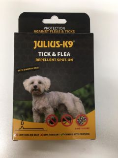 Julius-K9 Dog Spot-On Treatment