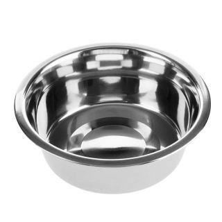 Large Steel Dog Bowl - 4.2L