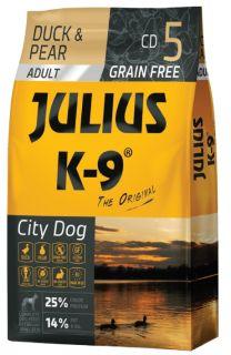 Julius K9 Dry Dog Food - Duck & Pear - Adult