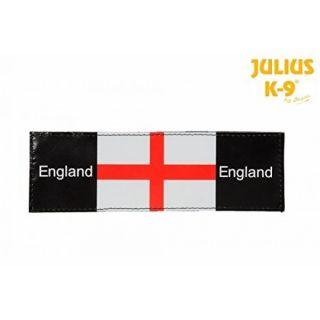 England National Flag Harness Badge (Small)